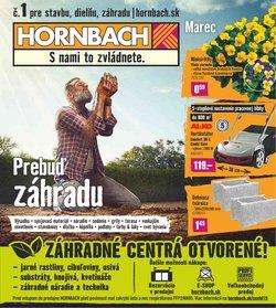 Katalóg HORNBACH v Pezinok