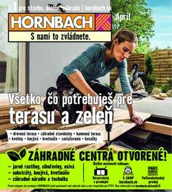 Dom a Záhrada akcie v katalógu HORNBACH v Bratislava ( 20 dní zostáva )