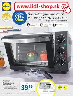 Hyper-Supermarket akcie v katalógu Lidl ( Zverejnené dnes)