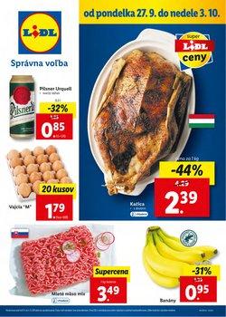 Hyper-Supermarket akcie v katalógu Lidl ( Uverejnené včera)