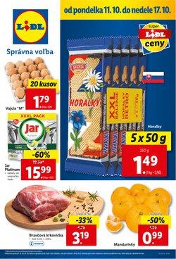 Hyper-Supermarket akcie v katalógu Lidl ( Onedlho vyprší)