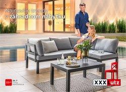 Dom a Záhrada akcie v katalógu XXXLutz v Zvolen ( Viac ako mesiac )