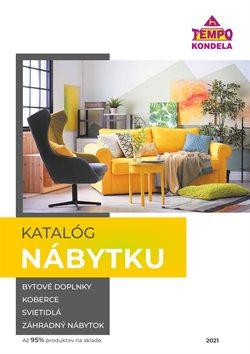 Katalóg Tempo Kondela v Prešov