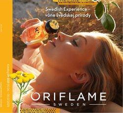 Drogéria a Kozmetika akcie v katalógu Oriflame ( Zverejnené dnes)
