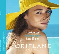 Drogéria a Kozmetika akcie v katalógu Oriflame ( Uverejnené včera)