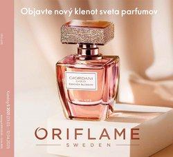 Drogéria a Kozmetika akcie v katalógu Oriflame v Bratislava ( 2 dní zostáva )