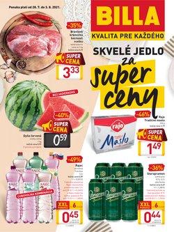 Hyper-Supermarket akcie v katalógu Billa ( 5 dní zostáva)