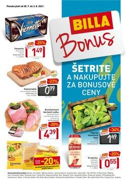 Hyper-Supermarket akcie v katalógu Billa ( Uverejnené včera)