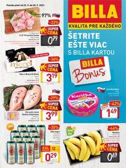 Hyper-Supermarket akcie v katalógu Billa ( 4 dní zostáva)
