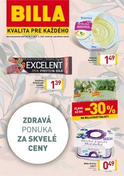 Hyper-Supermarket akcie v katalógu Billa v Bratislava ( Pred 2 dňami )