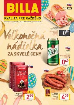 Katalóg Billa v Bratislava