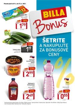 Hyper-Supermarket akcie v katalógu Billa ( Onedlho vyprší)