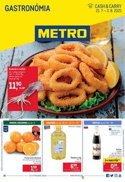 Hyper-Supermarket akcie v katalógu METRO ( 5 dní zostáva)