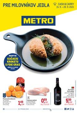 Hyper-Supermarket akcie v katalógu METRO ( 4 dní zostáva)