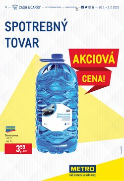 Katalóg METRO v Banská Bystrica