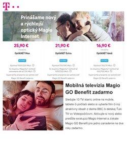 Elektronika akcie v katalógu Telekom ( Viac ako mesiac)