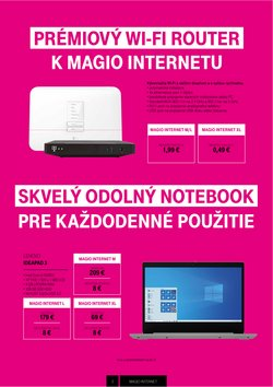 RouterPonuky -Telekom