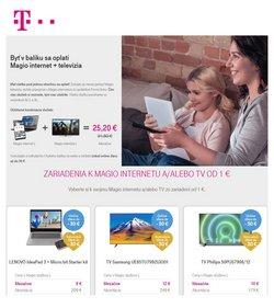 Telekom akcie v katalógu Telekom ( 11 dní zostáva)