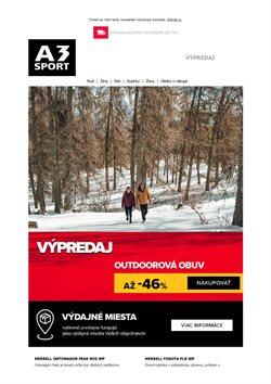 Katalóg A3 Sport ( Uverejnené včera)