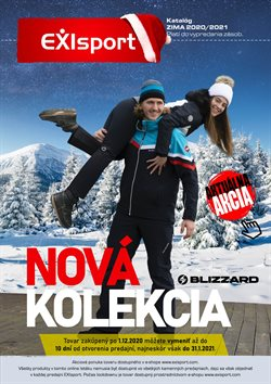 Šport akcie v katalógu EXIsport v Bratislava ( Viac ako mesiac )