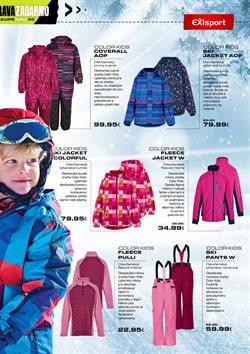 Lyžiarske nohavicePonuky -EXIsport