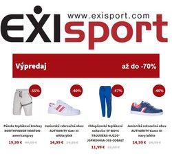 Katalóg EXIsport ( Neplatný)