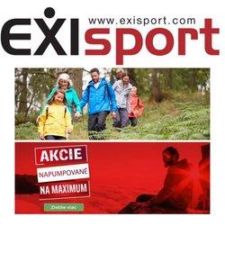 Katalóg EXIsport ( 2 dní zostáva)