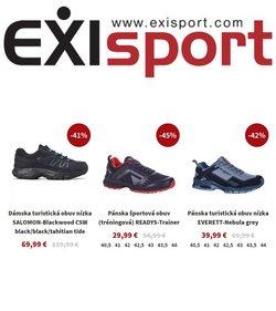 EXIsport akcie v katalógu EXIsport ( Neplatný)