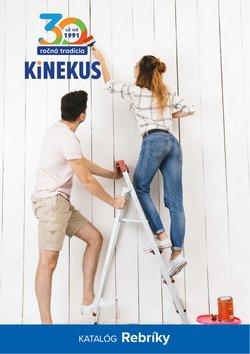 Dom a Záhrada akcie v katalógu Kinekus ( 6 dní zostáva)