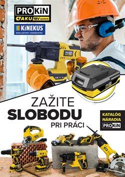 Katalóg Kinekus v Bratislava