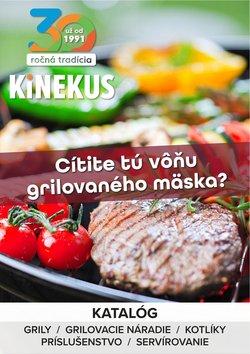 Kinekus akcie v katalógu Kinekus ( 11 dní zostáva)