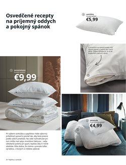 VankúšPonuky -Ikea
