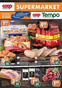 Hyper-Supermarket akcie v katalógu COOP Jednota ( Onedlho vyprší)