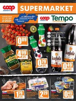Hyper-Supermarket akcie v katalógu COOP Jednota v Bratislava ( Onedlho vyprší )