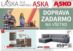 Dom a Záhrada akcie v katalógu Asko Nabytok ( Onedlho vyprší)