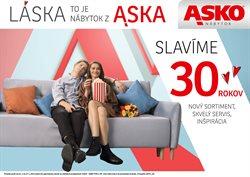 Katalóg Asko Nabytok ( Zverejnené dnes)