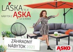 Katalóg Asko Nabytok ( 20 dní zostáva)