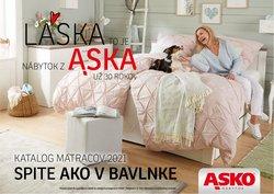 Asko Nabytok akcie v katalógu Asko Nabytok ( 16 dní zostáva)