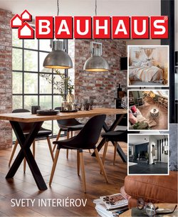 BAUHAUS akcie v katalógu BAUHAUS ( Viac ako mesiac)