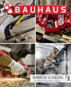 Katalóg BAUHAUS ( Zverejnené dnes)