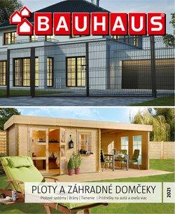 Katalóg BAUHAUS v Bratislava