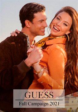 Guess akcie v katalógu Guess ( Viac ako mesiac)