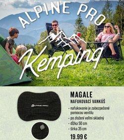 Šport akcie v katalógu Alpine Pro ( 7 dní zostáva)