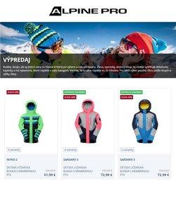 Šport akcie v katalógu Alpine Pro ( 3 dní zostáva )