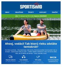 Sportisimo akcie v katalógu Sportisimo ( Onedlho vyprší)