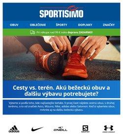 Šport akcie v katalógu Sportisimo ( Onedlho vyprší)