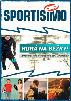 Katalóg Sportisimo ( 13 dní zostáva)