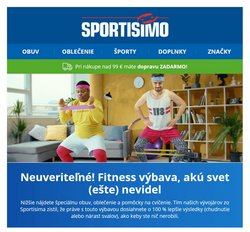 Katalóg Sportisimo ( 2 dní zostáva)