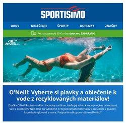 Šport akcie v katalógu Sportisimo ( 2 dní zostáva)