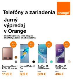 Katalóg Orange v Žilina
